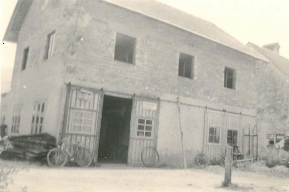 Firmengebäude, 1947
