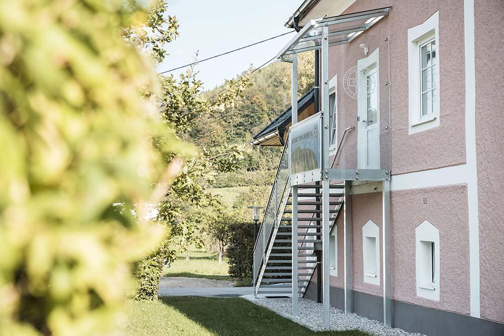 Jäger Metalltechnik: Projekt Bergrettung Kremstal Micheldorf