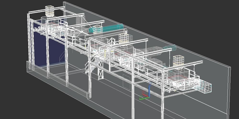 Jäger Metalltechnik, 3D Planung