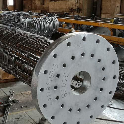 Jäger Metalltechnik: MABA Stahlbauteile