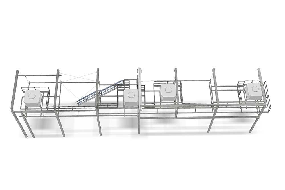Jäger Metalltechnik: Projekt WIHO Werkzeugbaubetrieb Schlierbach, 3D Darstellung